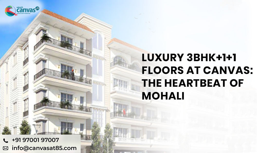 Luxury 3BHK